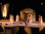 36. Dionisos. Ifigenia en Áulide