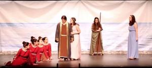Ifigenia en Áulide, de Eurípides