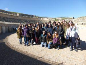 Visita del Anfiteatro